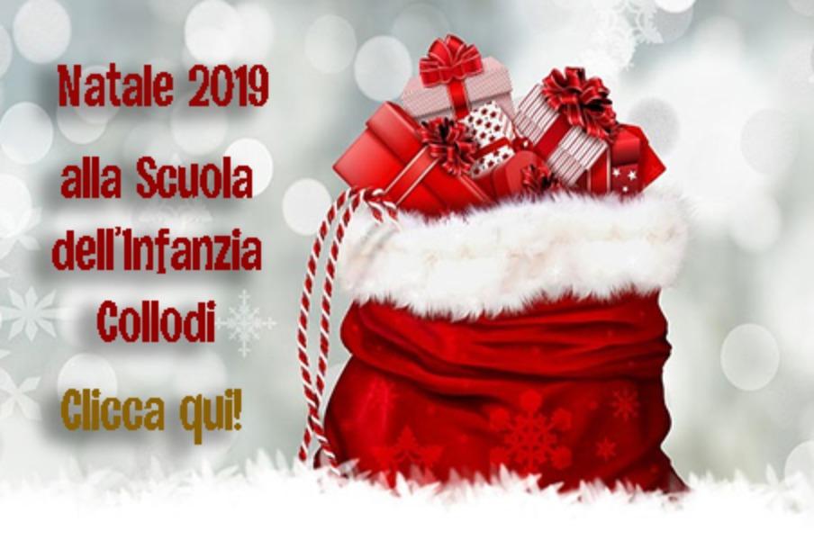 Natale 2019 alla Scuola dell'Infanzia